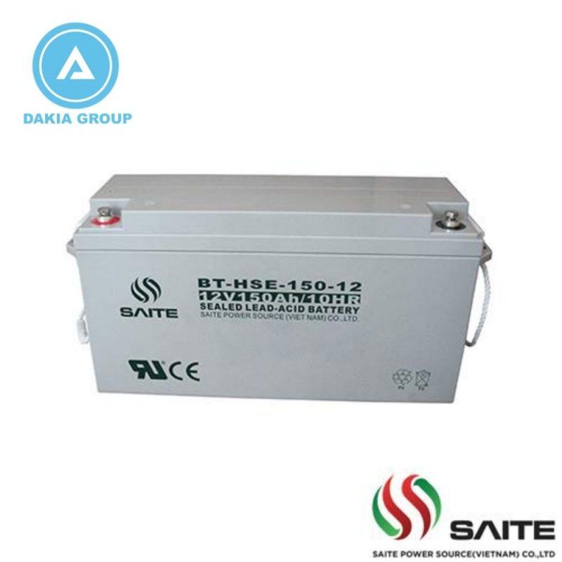 Acquy Saite 12V 150Ah Model BT-HSE-150-12
