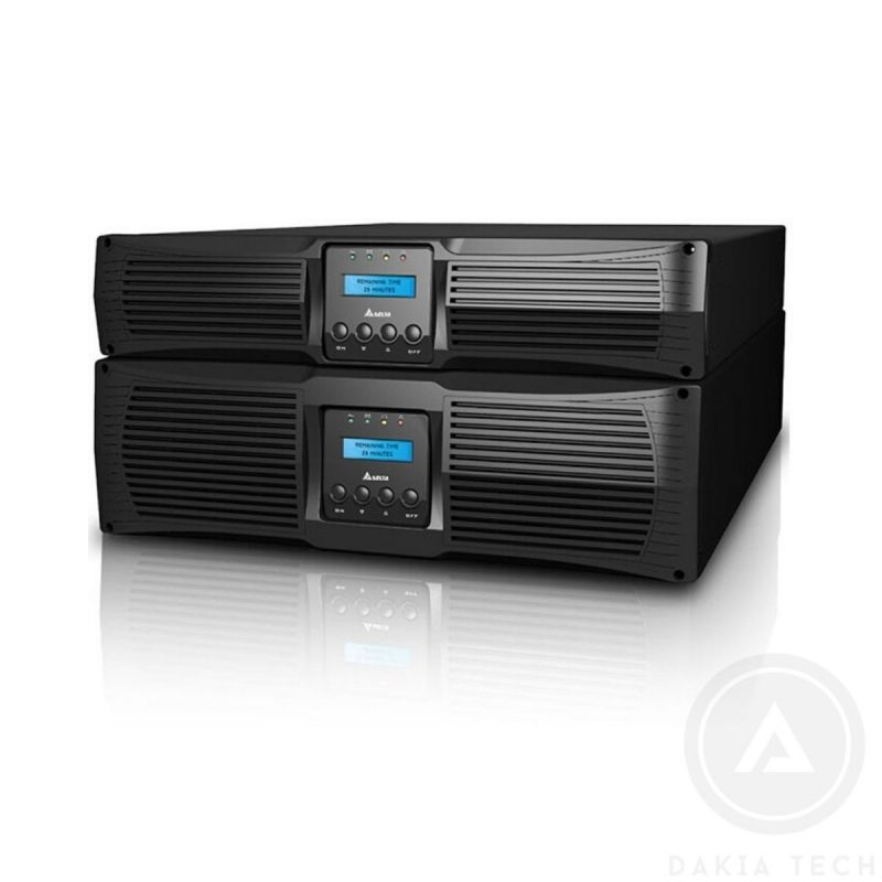 Bộ lưu điện UPS DELTA Amplon RT-3K 3KVA - Công ty cung cấp UPS uy tín DAKIA GROUP