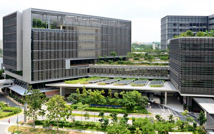 Bệnh viện Khoo Teck Puat (Singapore)