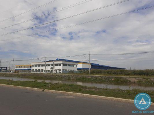 Hình ảnh nhà máy tại tây Ninh