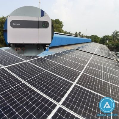 Dự án Điện năng lượng mặt trời tại Xưởng 2 Thịnh Tiến Đạt - Tổng công suất 72KWP