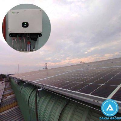 Điện Năng Lượng Mặt Trời tại Trảng Bom Đồng Nai - Tại Xưởng Thịnh Tiến Đạt - Công Suất 72.09KWP