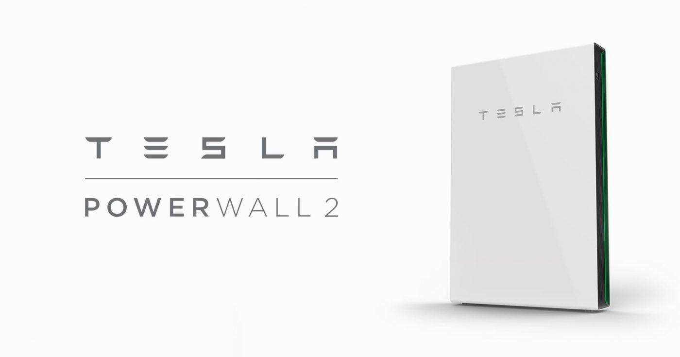 Powerwall 2.0 của Testla được ra mắt vào năm 2016 với 2 Phiên bản thường và phiên bản Powerwall +